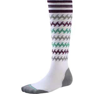 SmartWool PhD Run Light Elite Kneehigh Socks - Women's