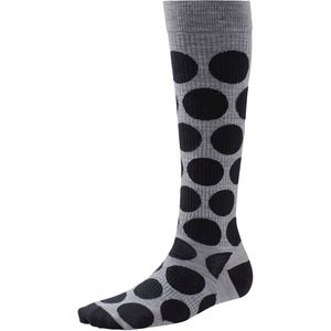 SmartWool StandUp Graduated Compression Dot Socks - Women's