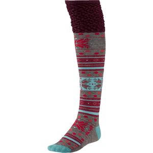 SmartWool Fiesta Flurry Knee High Socks - Women's