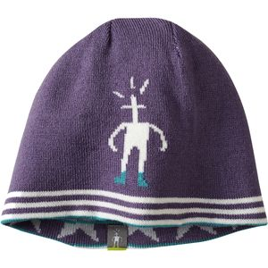 SmartWool Wintersport Lincoln Loop Reversible Hat - Kids'