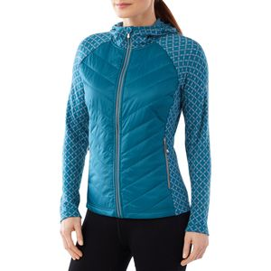 SmartWool Double Propulsion 60 Full-Zip Hoodie - Women's