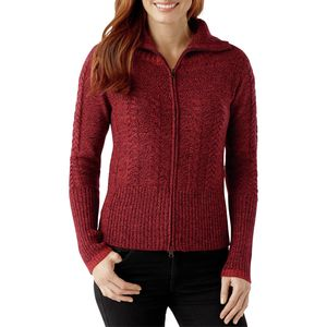 SmartWool Ski Town Full-Zip Sweater - Women's