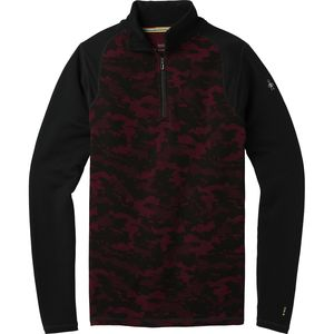 SmartwoolNTS Mid 250 Pattern Zip Top - Men's