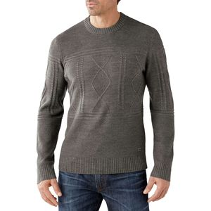 SmartWool Cheyenne Creek Cable Sweater - Men's