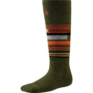 SmartWool Wintersport Stripe Socks - Boys'