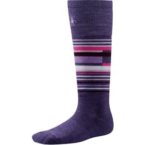 SmartWool Wintersport Stripe Socks - Girls'