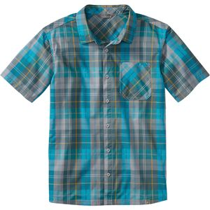 SmartWool Summit County Plaid Shirt - Short-Sleeve - Men's