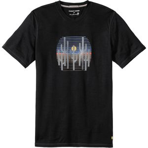 SmartWool National Park Poster Cactus T-Shirt - Short-Sleeve - Men's