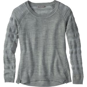 SmartWool Women's Palisade Trail Striped Crew