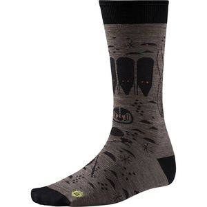 SmartWool Charley Harper National Park Poster Night Desert Crew Sock - Men's