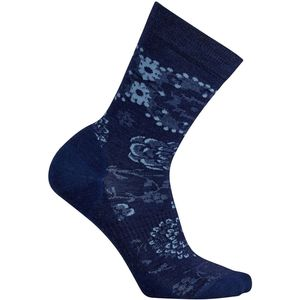 SmartWool Dahlia Dream Crew Sock - Women's