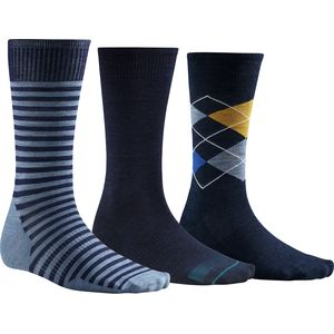 SmartWool Trio 1 Sock - 3-Pack