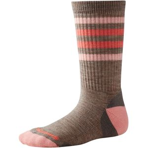 SmartWool Striped Hike Light Crew Sock - Kids'