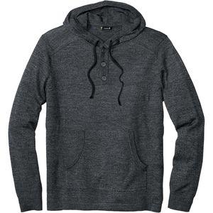 SmartWool Kiva Ridge Stripe Henley Pullover Hoodie - Men's