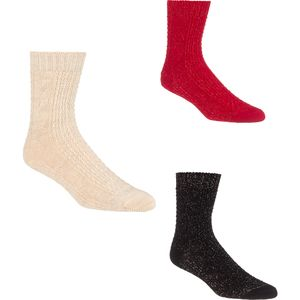 SmartWool Cable Sock - 3 Pair