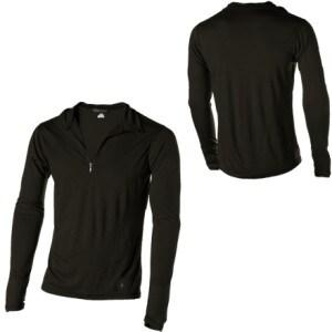 SmartWool Microweight 1/4-Zip Top - Long-Sleeve - Mens