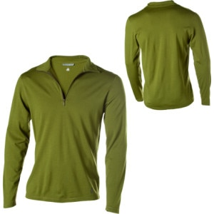 SmartWool Lightweight 1/4-Zip Top - Long-Sleeve - Mens