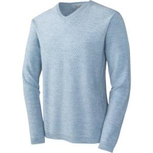 SmartWool Hayden V-Neck Sweater - Mens