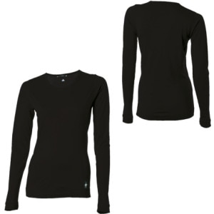 SmartWool Microweight Crew Top - Long-Sleeve - Womens