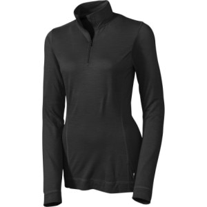 SmartWool Microweight Zip-T - Long-Sleeve - Womens