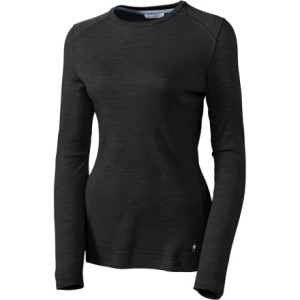 SmartWool NTS Midweight Crew Long Underwear Top - Womens