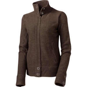 SmartWool Foothills Full-Zip Sweater - Womens