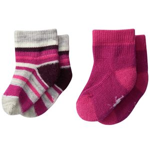 SmartWool Bootie Batch - 2-Pack - Infants'