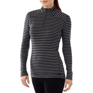 SmartWool Merino 250 1/4-Zip Pattern Top - Women's