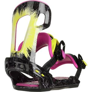Switchback Halldor Pro Model Snowboard Binding