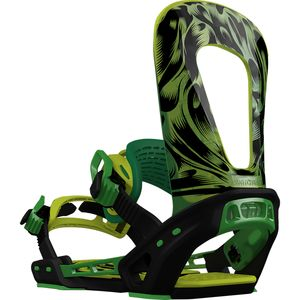 SwitchbackEiki Pro Model Snowboard Binding
