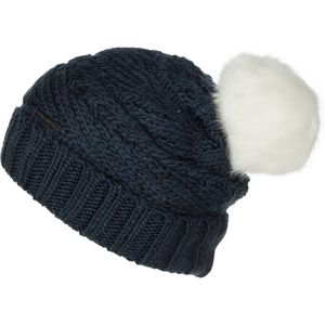 Sweaty Betty Luxe Knitted Bobble Beanie - Women's