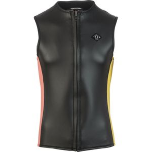 The Critical Slide Society Muddled Vest - Men's