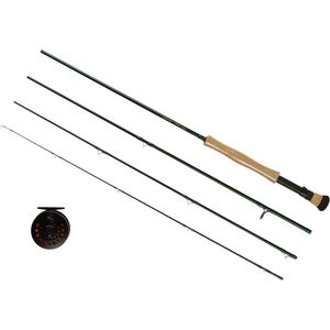 TFO NXT Standard Rod and Reel Package