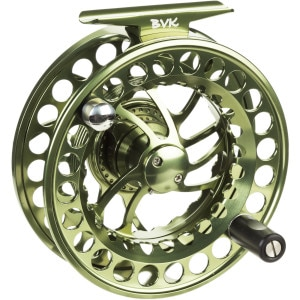TFO BVK Super Large Arbor Fly Reel