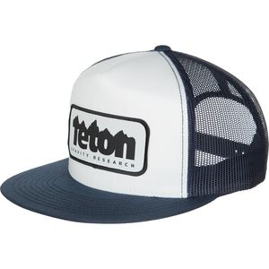 Teton Gravity Research Logo Patch Trucker Hat