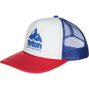 Teton Gravity Research Foam Front Trucker Hat