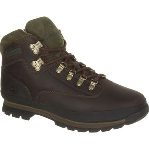 Timberland Euro Hiker Mid Leather Shoe - Men's