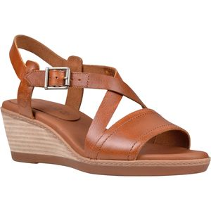Timberland Wollaston Cross Strap Sandal - Women's