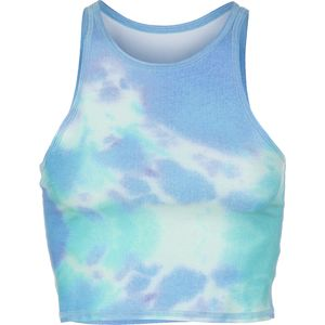 Teeki Fairy Bath Mermaid Crop Tank Top - Women's