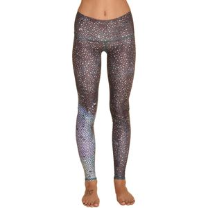 Teeki Mermaid Fairyqueen Teal Hot Pant - Women's