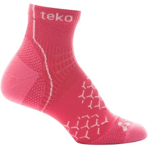 Teko EVAPOR8 Adrenalin Light Mini Crew Sock - Women's