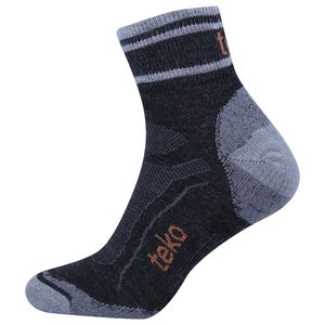 Teko Merino SIN3RGI Light Minicrew Running Socks - Men's