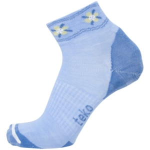photo: Teko MERINO Ultralight MiniCrew Sock running sock