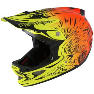 Troy Lee Designs D3 Composite MIPS Helmet