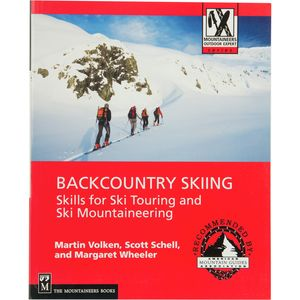 The Mountaineers Books Backcountry Skiing Skills Book
