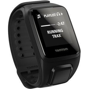 TomTom Spark Music + Cardio HP Watch
