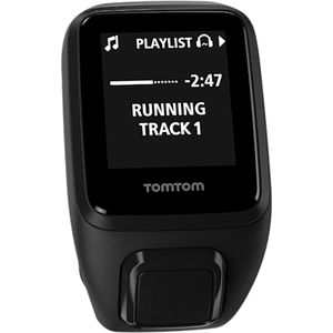 TomTom Spark 3 Music GPS Fitness Watch Bundle