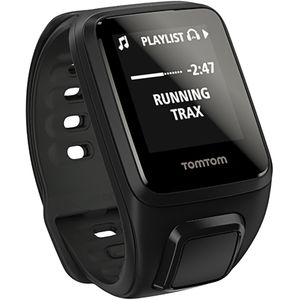 TomTom Spark 3 Cardio+Music GPS Fitness Watch Bundle