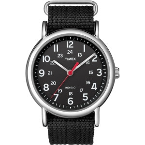 Timex Weekender Full-Size Slip-Thru Watch