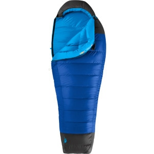 The North Face Blue Kazoo Sleeping Bag: 15 Degree Down